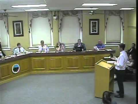 Georgetown City Council Meeting April 13, 2015