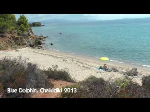 Hotel Blue Dolphin, Chalkidiki, September 2013, Video von einem Gast!