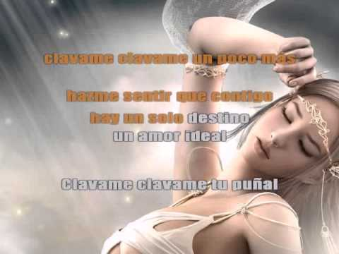 Azucar Moreno - Clavame - karaoke