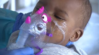 Flu can be serious for babies and kids
