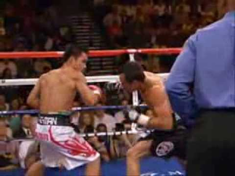 Manny Pacquiao Pound For Pound Best In The World.