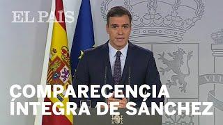 SENTENCIA PROCÉS | PEDRO SÁNCHEZ defiende la independencia de la justicia