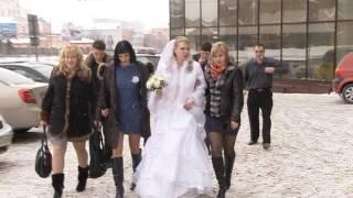свадьба Валентина и Юлии