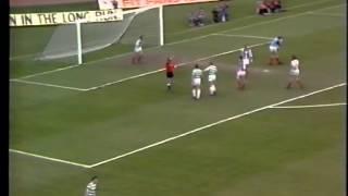 Celtic 2-1 St Mirren SCSF 14 April 1984 1st half