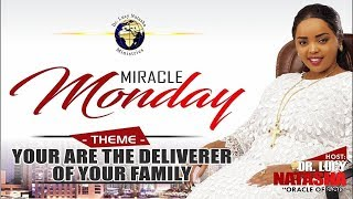 YOU ARE THE DELIVERER OF YOUR FAMILY