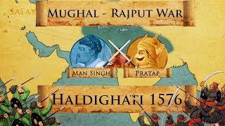 Battle of Haldighati 1576 Mughal-Rajput War DOCUMENTARY