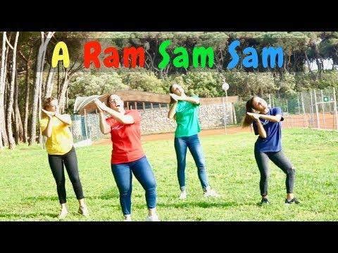A Ram Sam Sam - 🤹🏻♀️ - Dance Tutorial - Canzoni per bambini - Aram zam zam