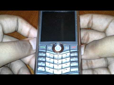Blackberry Pearl 8120 Detailed Review