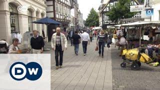 قصة لاجئ سوري يصل إلى ألمانيا مشياً على الأقدام | الأخبار