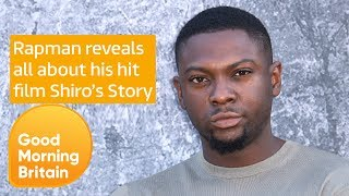Rapman Reveals What's Next for His YouTube Hit 'Shiro's Story' | Good Morning Britain