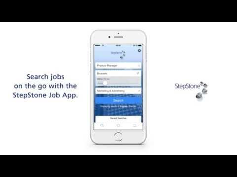 Discover the StepStone Job App