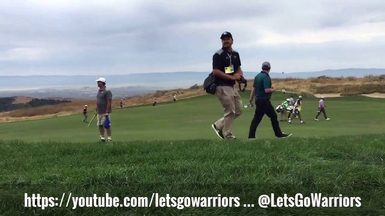 The clubs Steph Curry used at the Ellie Mae Classic