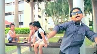 Singapore Gangnam Style with Children - Super Kancheong Style (Kan Cheong)