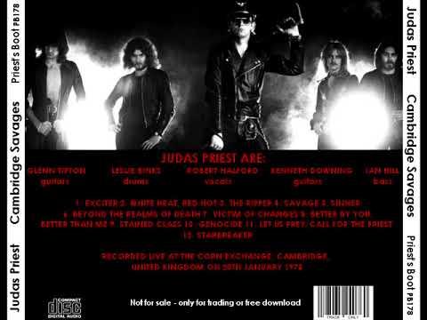 Judas Priest -  in Cambridge 19780120