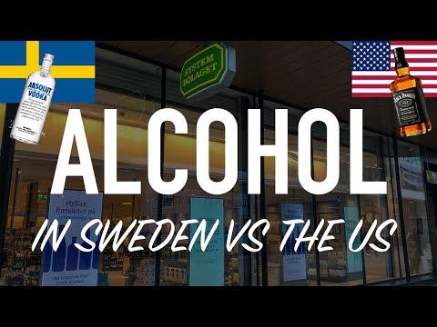 Alcohol In Sweden vs America
