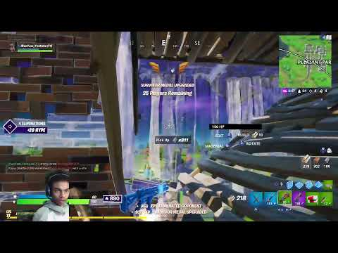 im Back on Fortnite | joined BH | Best Solo Player on Fortnite