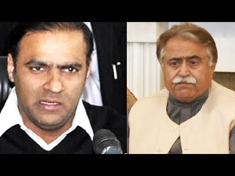 PPP Moula Bakhsh Chandio gives befitting reply to PMLN Abid Sher Ali