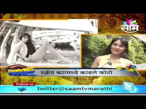Actress Sai Lokur's glamourous photo -shoot