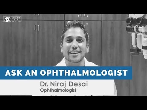 Ask An Ophthalmologist: Episode 1 - Milan Eye Center