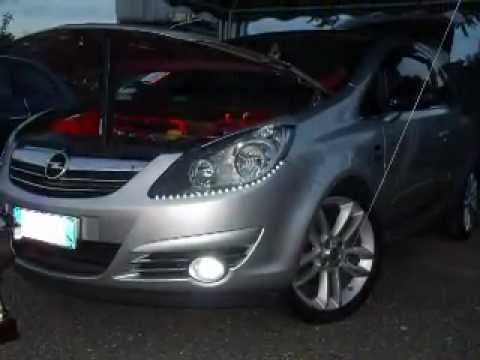 opel corsa d tuning youtube. Black Bedroom Furniture Sets. Home Design Ideas