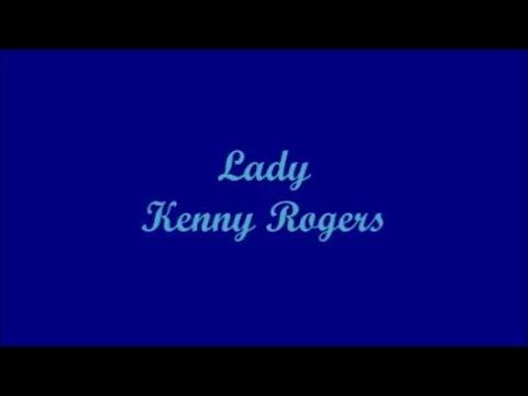 Lady - Kenny Rogers (Lyrics)