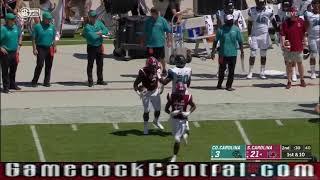 Jake Bentley vs Coastal Carolina 2018