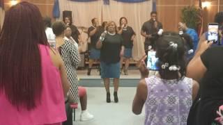 The Fabulous Praise Gospel Singers in Slidell, LA