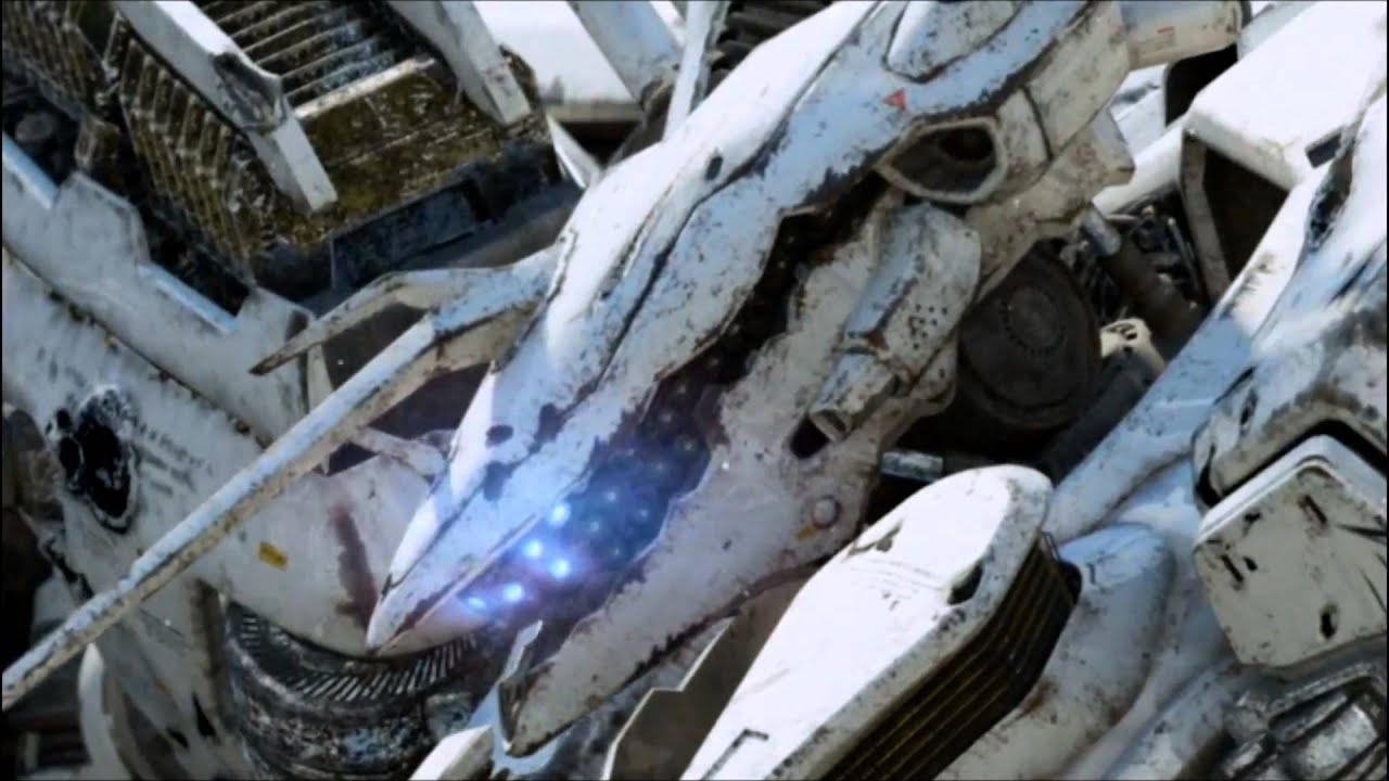 Armored Core 4 Fa V Quot Unreal Will Be Real Quot Youtube