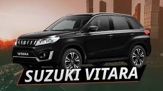 Suzuki Vitara 2020 - идеальный кроссовер для городского жителя
