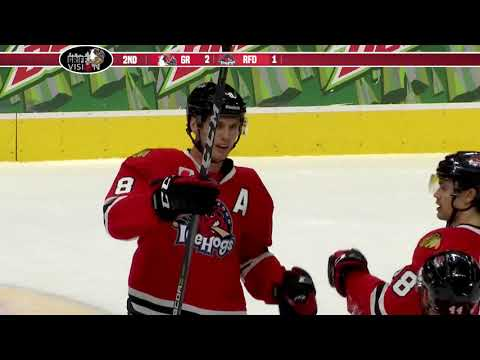 Griffins get overtime goal to beat Rockford