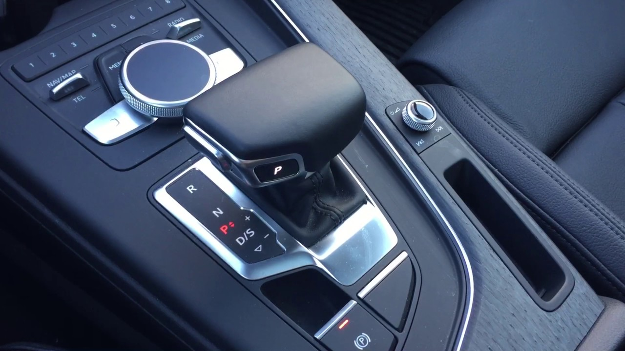Maxresdefault on Audi A8 Gear Shifter