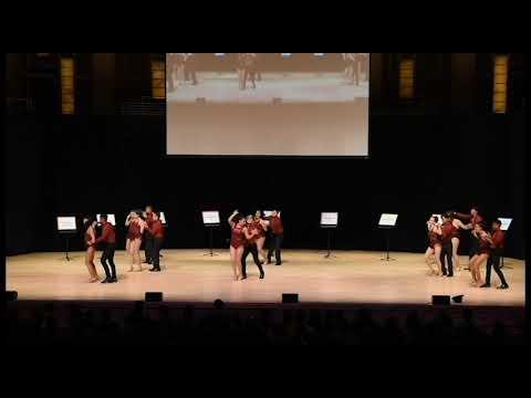 Latin Dance Competition: Clarksburg High School