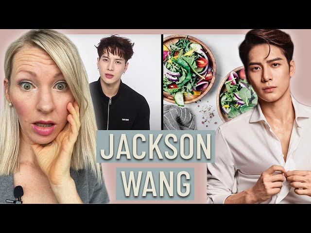 Dietitian Reviews Jackson Wang What I Eat In A Day (Well let's just say it's interesting...)