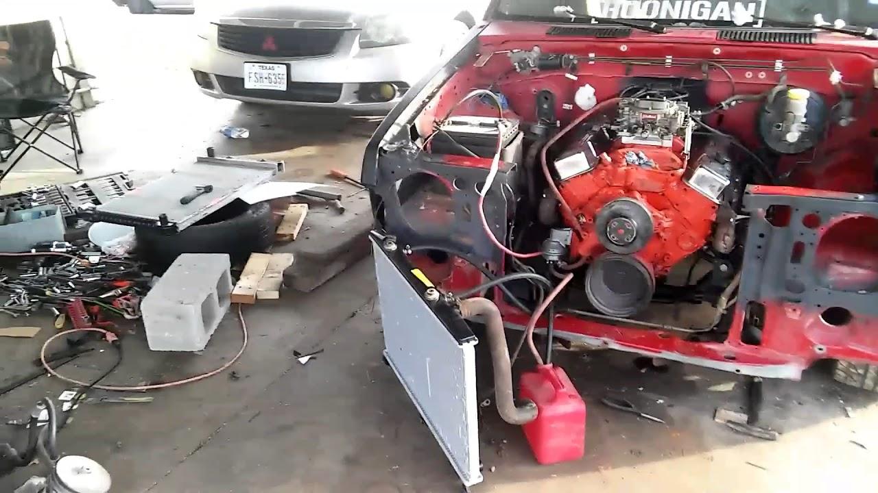 Nissan Hardbody V8