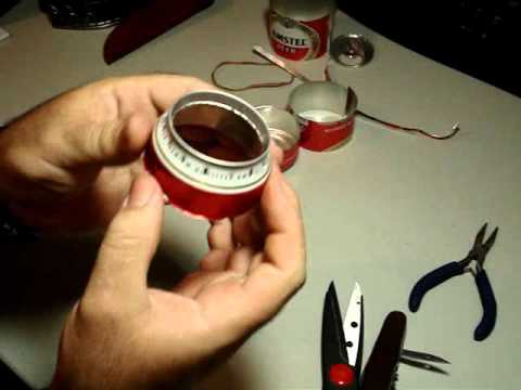 how to make an alcohol stove