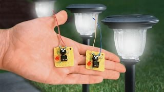Как сделать Автоматический Свет (Сенсор Освещенности) своими руками  | СС#4(, 2015-06-09T09:19:07.000Z)