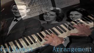 The Three Bells - The Browns - Piano