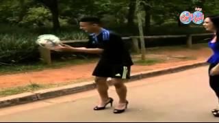 مهارات كرة القدم بالكعب العالى