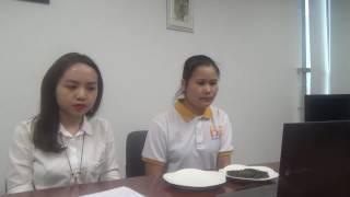Xuất khẩu lao động Đài Loan: Phỏng vấn lao động qua Skype- Đặng Thị Oanh
