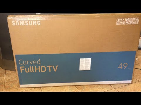 📺👉Samsung 6-Series 123cm (49 Inch) Full HD Curved LED Smart TV (UE 49K6300 AW) Review