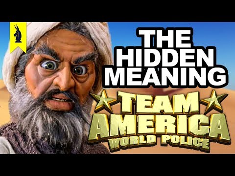 The Hidden Meaning in Team America: World Police – Earthling Cinema