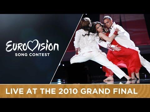 Sofia Nizharadze - Shine (Georgia) Live 2010 Eurovision Song Contest