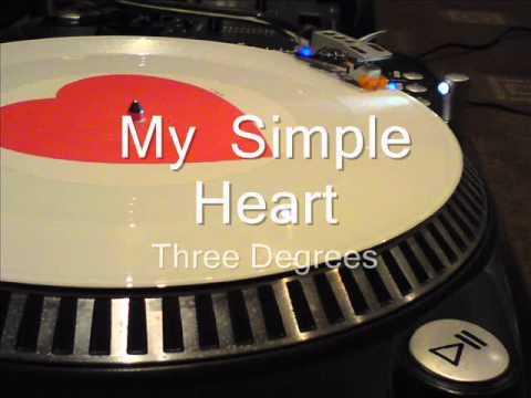 My Simple Heart  Three Degrees