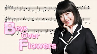 Boys Over Flowers - Stranger Sun (violín)