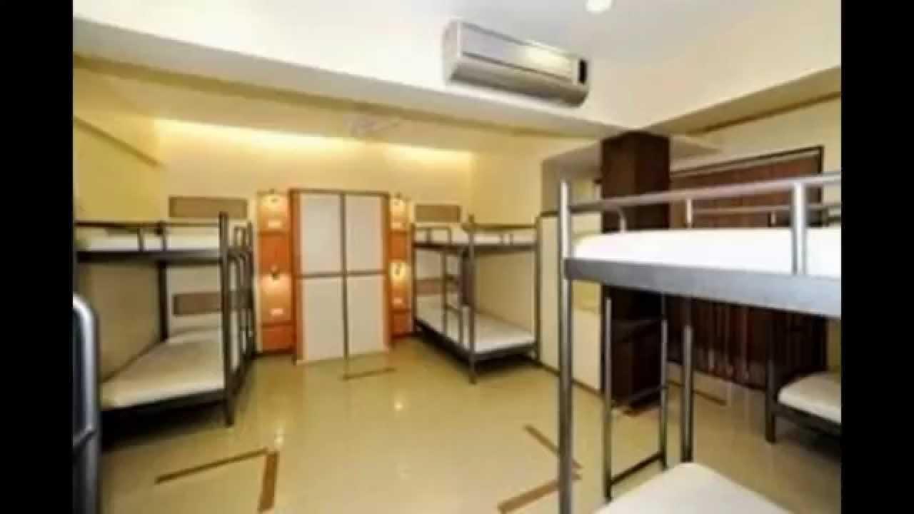 best girls and boys hostel or pg in mumbai