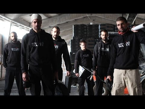 Social Waste - Στη γιορτή της Ουτοπίας (Video Clip) (English, Spanish, Italian, Greek Captions)