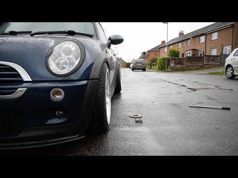 New Wheels! Mini Cooper S R53