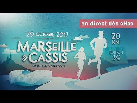 Marseille-Cassis 2017 : La ligne d'arrivée