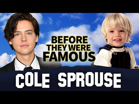 COLE SPROUSE  Before They Were Famous  Riverdale
