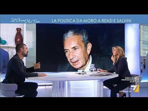 """Fabrizio Gifuni: """"'Con il vostro irridente silenzio' è un passaggio di una lettera di Aldo Moro"""""""